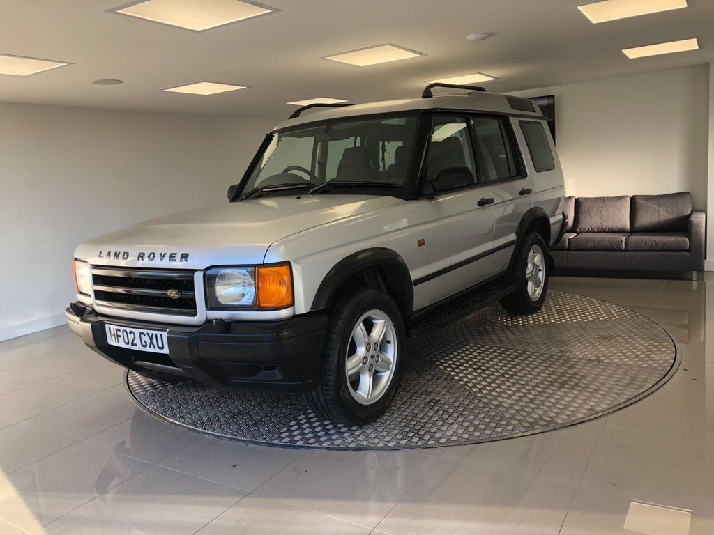 Land Rover Discovery SUV 2.5 TD5 Serengeti 5dr (5 Seats)