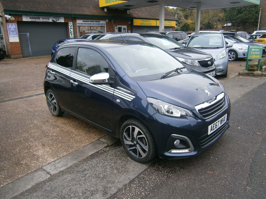 Peugeot 108 Hatchback 1.2 PureTech Collection 5dr