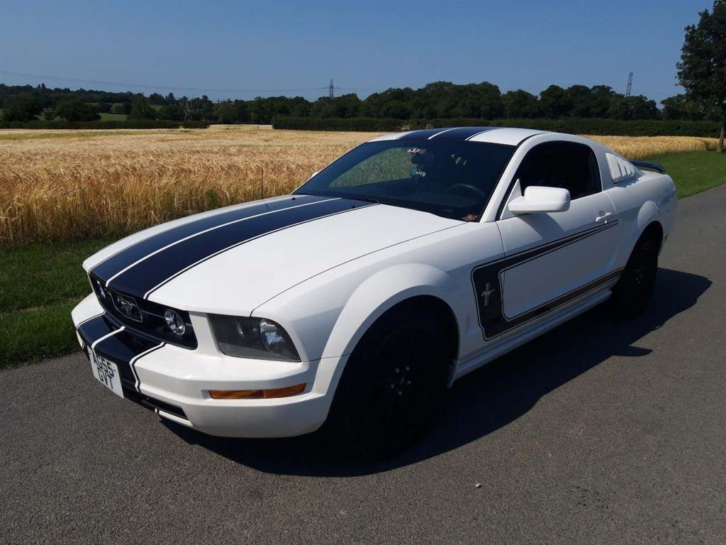 Ford Mustang Unlisted 4.0 V6 Coupe Automatic