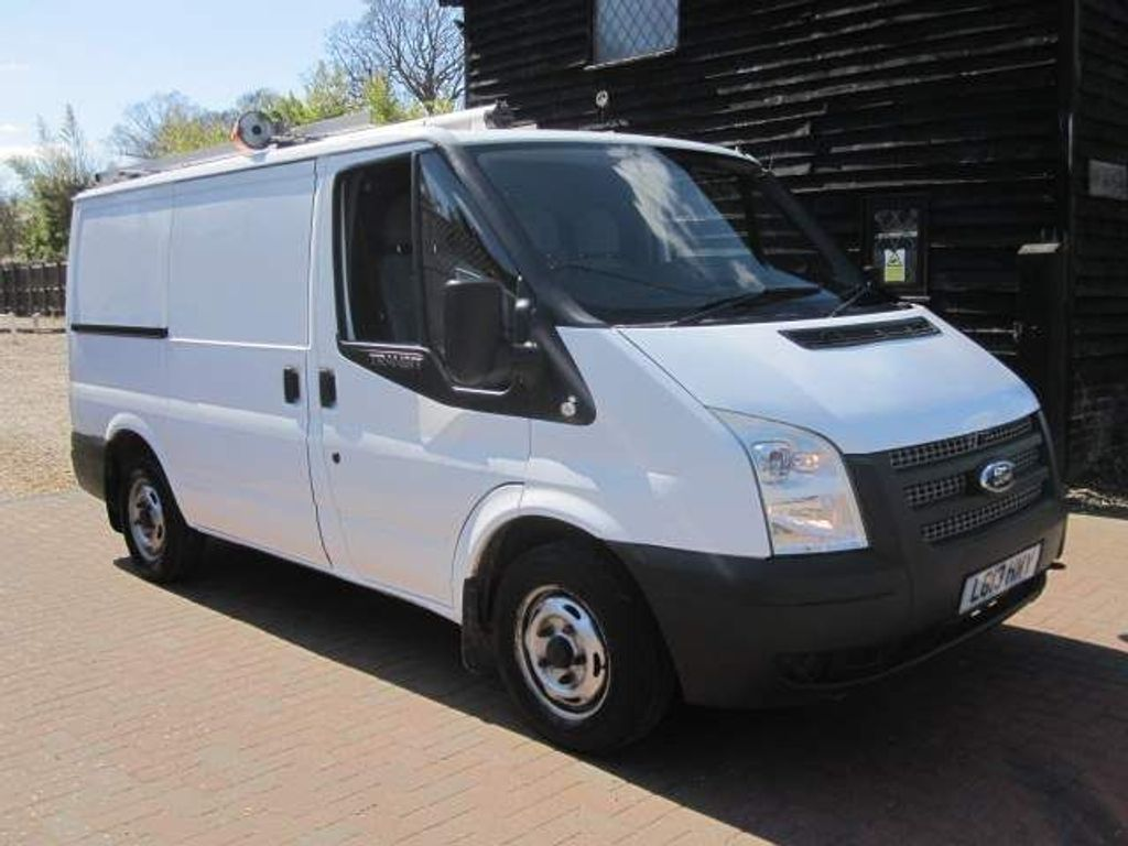 Ford Transit Unlisted 300 SWB FWD Low Roof TDCi 100ps