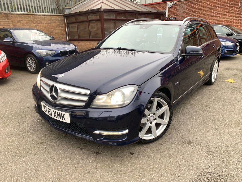 Mercedes-Benz C Class Estate 2.1 C220 CDI BlueEFFICIENCY Sport Edition Edition 125 G-Tronic 5dr