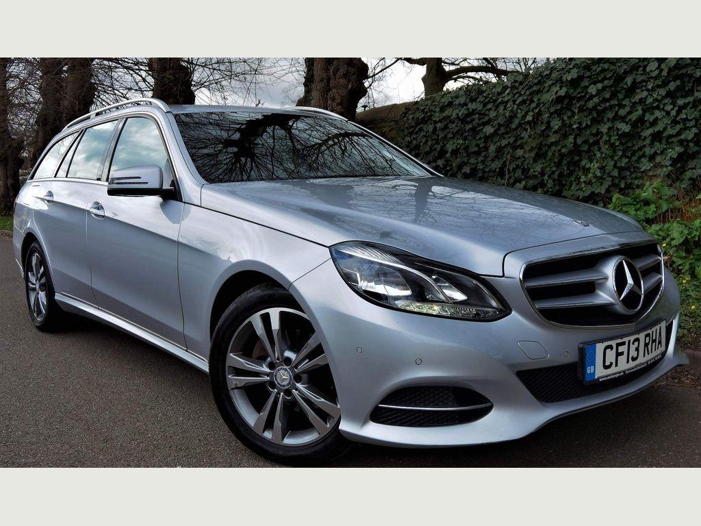 Mercedes-Benz E Class Estate 2.1 E220 CDI SE 5dr