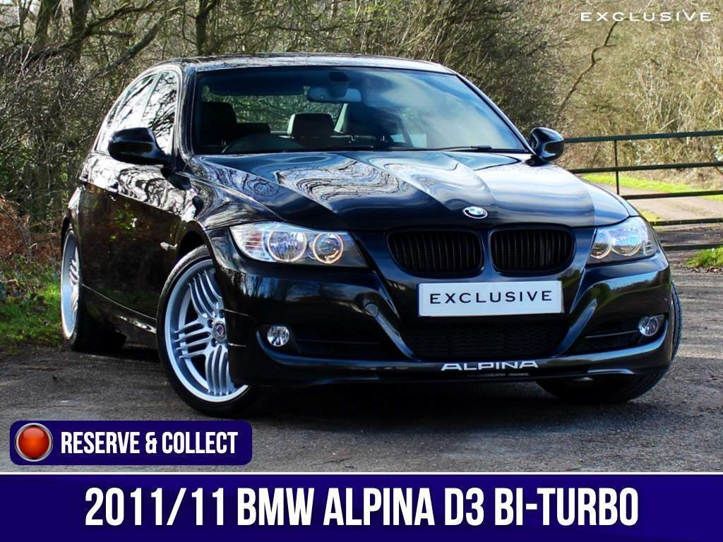 BMW Alpina D3 Saloon
