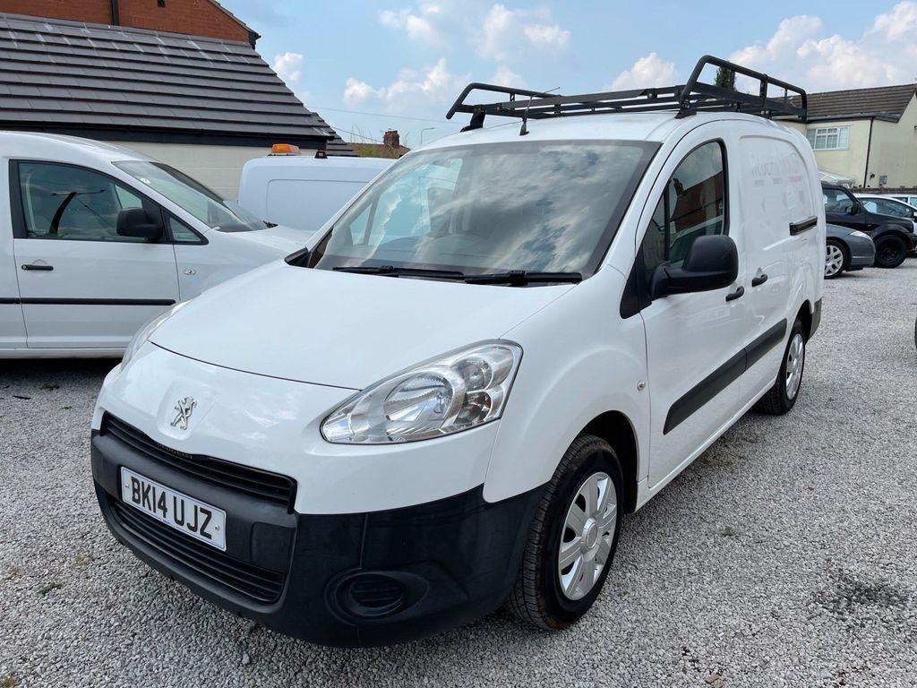 Peugeot Partner Panel Van 1.6 eHDi SE L2 750 LWB (s/s) 4dr