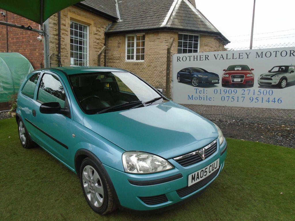 Vauxhall Corsa Hatchback 1.0 i 12v Energy 3dr (a/c)