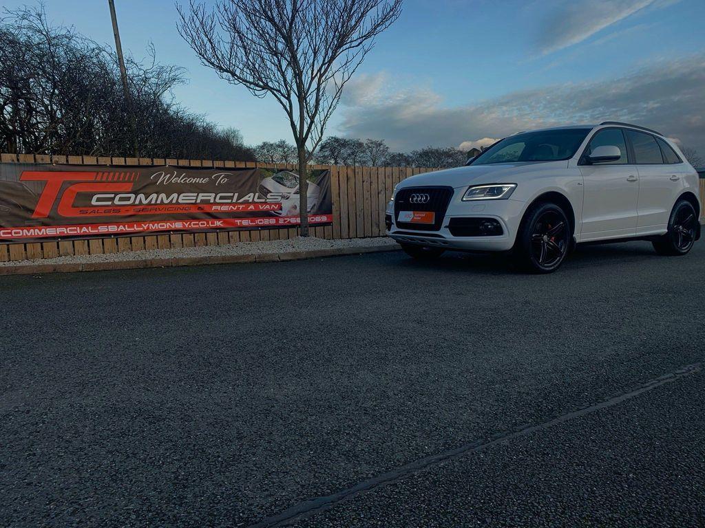 Audi Q5 SUV 2.0 TDI S line quattro (s/s) 5dr