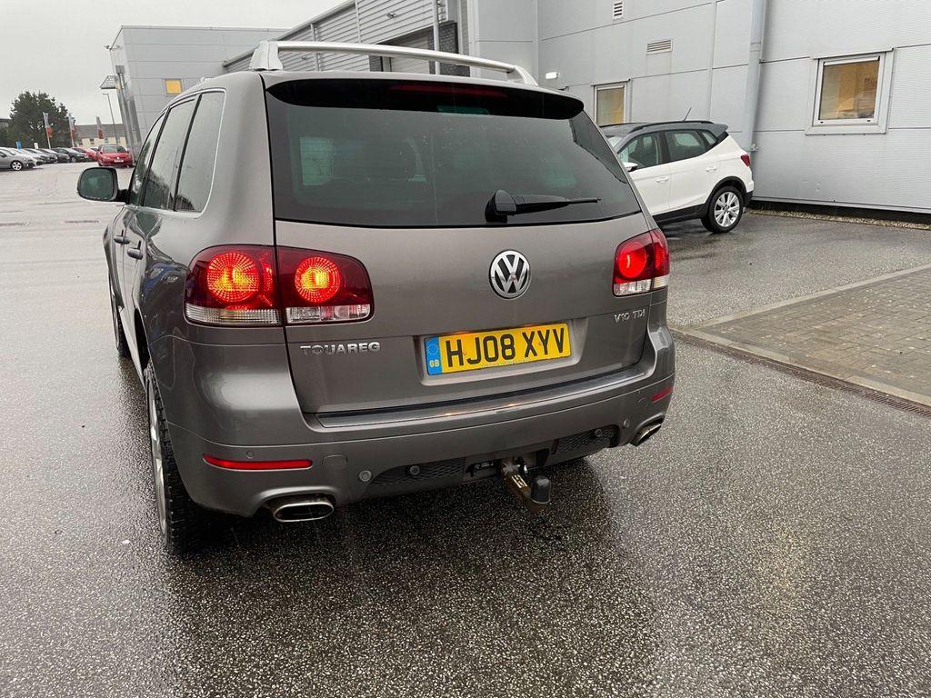 Used Volkswagen Touareg Suv 5 0 Tdi V10 Dpf Altitude 5dr In Bodmin Cornwall Trade Sales