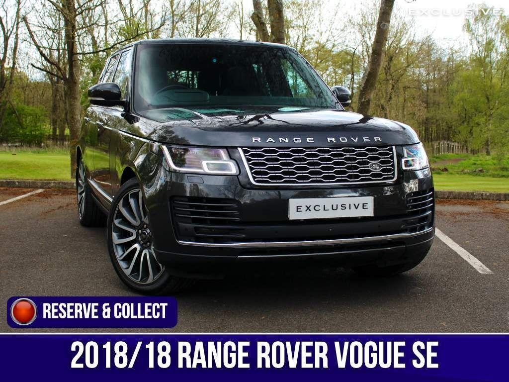 Land Rover Range Rover SUV 3.0 V6 Vogue SE Auto 4WD (s/s) 5dr
