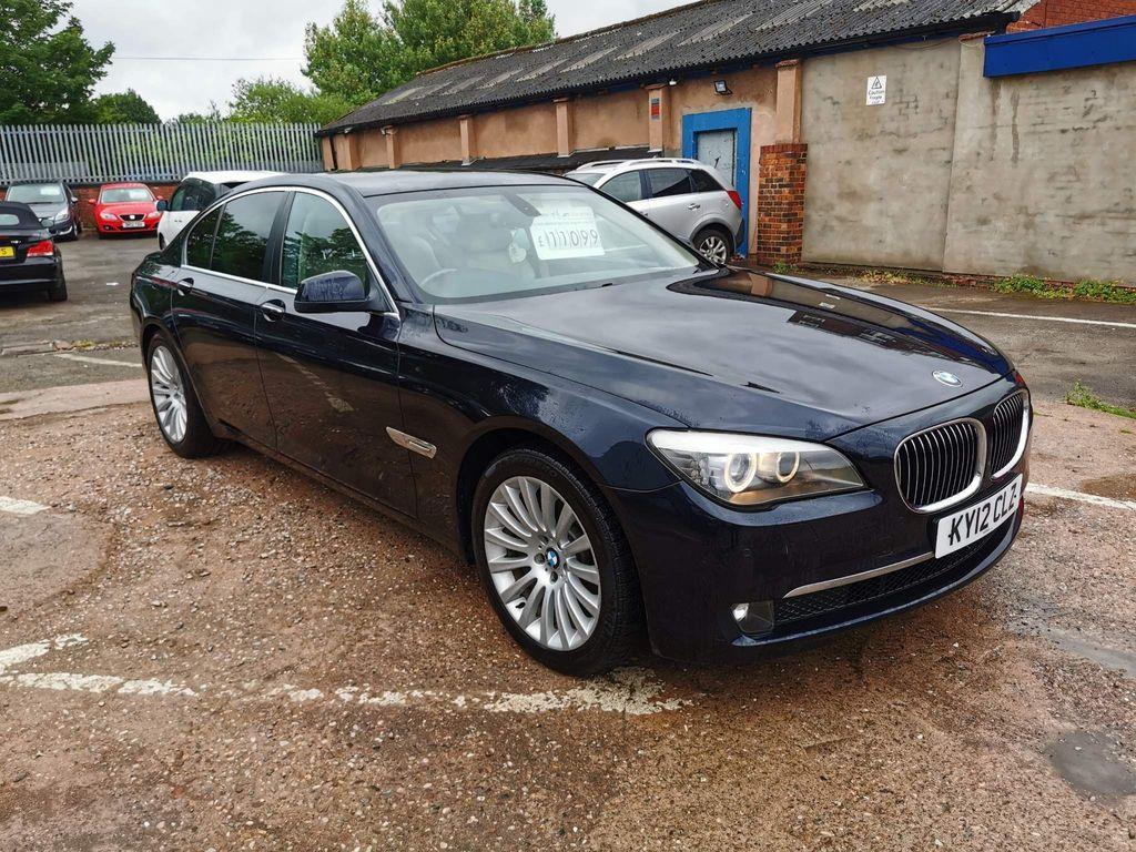 BMW 7 Series Saloon 3.0 730Ld SE Luxury Edition 4dr