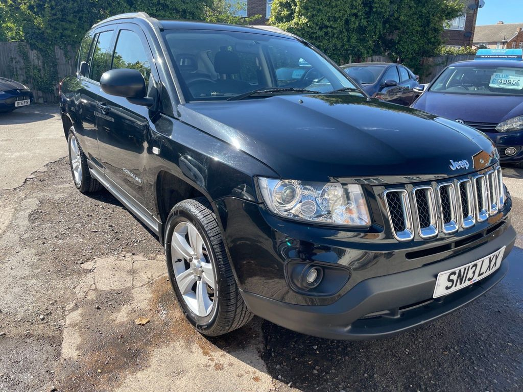 Jeep Compass SUV 2.0 Sport 5dr