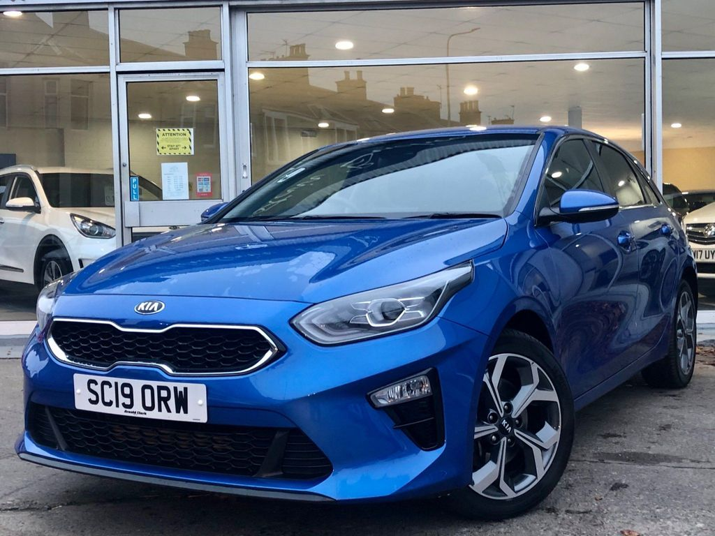 Kia Ceed Hatchback 1.4 T-GDi Blue Edition (s/s) 5dr