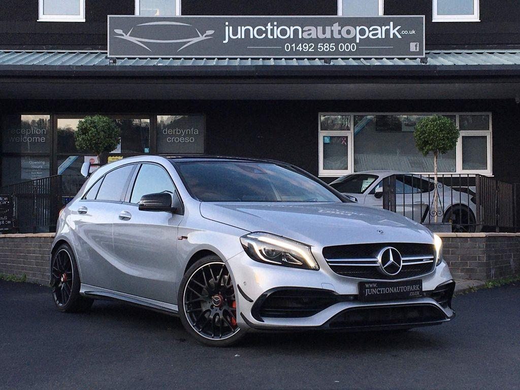 Mercedes-Benz A Class Hatchback 2.0 A45 AMG (Premium) SpdS DCT 4MATIC (s/s) 5dr