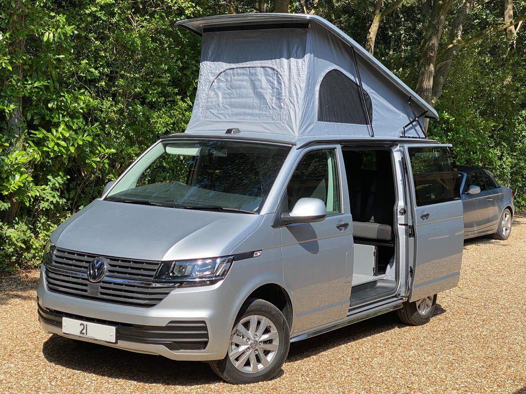 Volkswagen Campervan Campervan T6.1 SWB 110PS 4 Berth 5 Seat