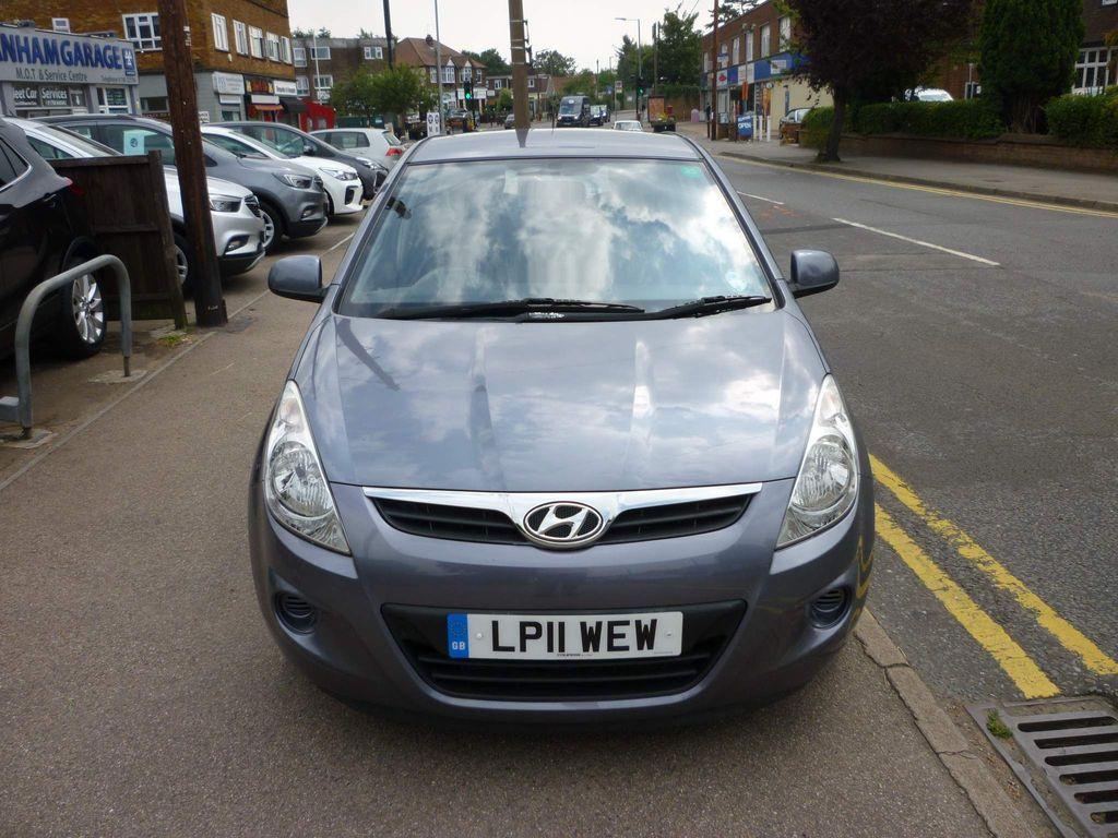 Hyundai i20 Hatchback 1.4 Comfort Auto 5dr
