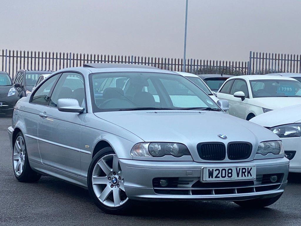BMW 3 Series Coupe 1.9 318Ci 318 2dr