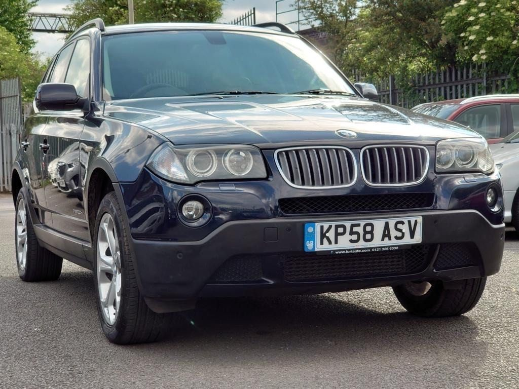 BMW X3 SUV 2.0 20d SE Edition Exclusive xDrive 5dr