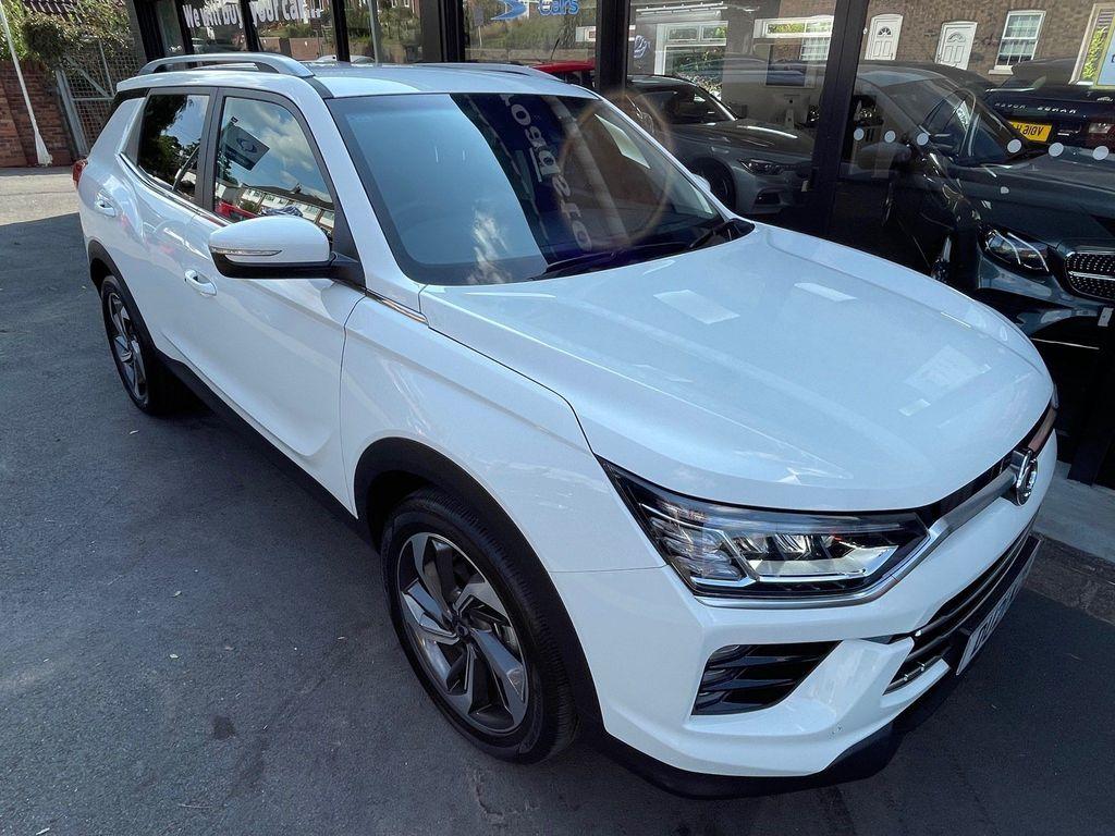 SsangYong Korando SUV 1.6D Ultimate Auto 5dr
