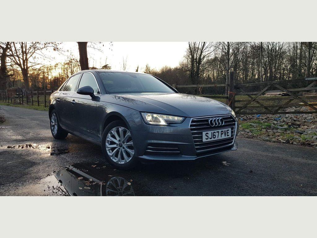 Audi A4 Saloon 1.4 TFSI SE (s/s) 4dr