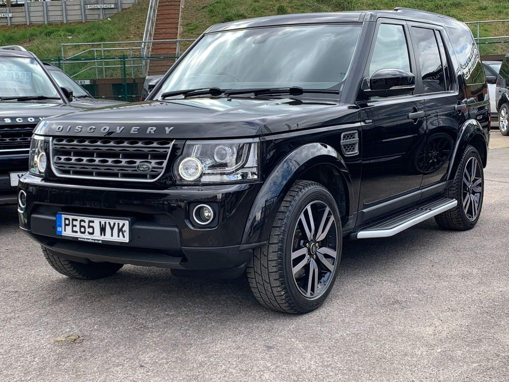 Land Rover Discovery 4 SUV 3.0 SD V6 SE Tech Auto 4WD (s/s) 5dr