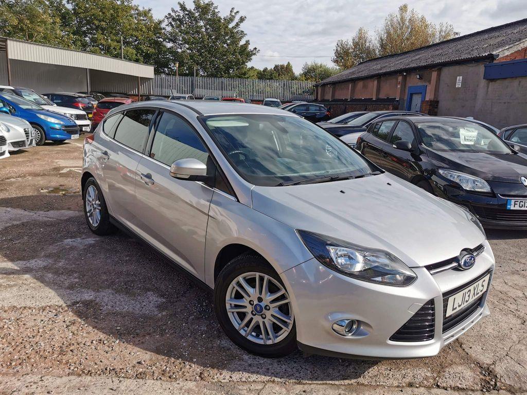 Ford Focus Hatchback 1.0 SCTi EcoBoost Titanium 5dr
