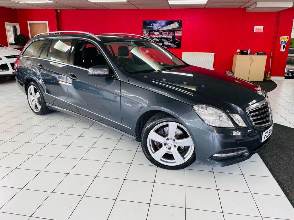 Mercedes-Benz E Class Estate 2.1 E250 CDI BlueEFFICIENCY Avantgarde Edition 125 G-Tronic (s/s) 5dr