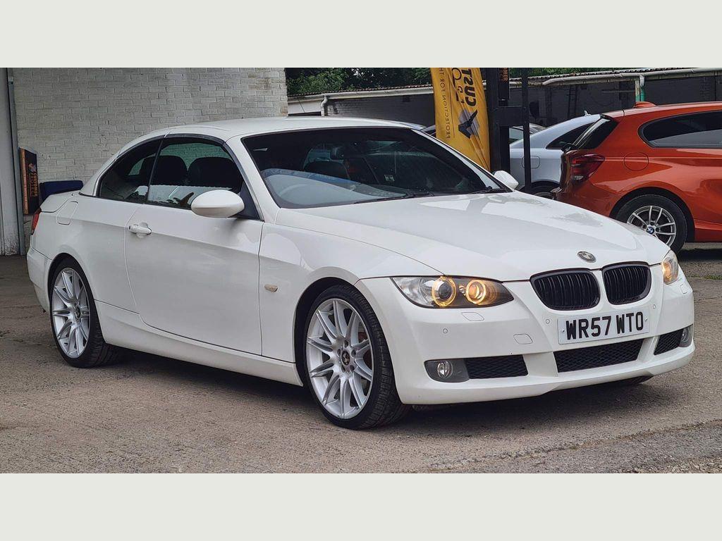 BMW 3 Series Convertible 3.0 325i SE 2dr
