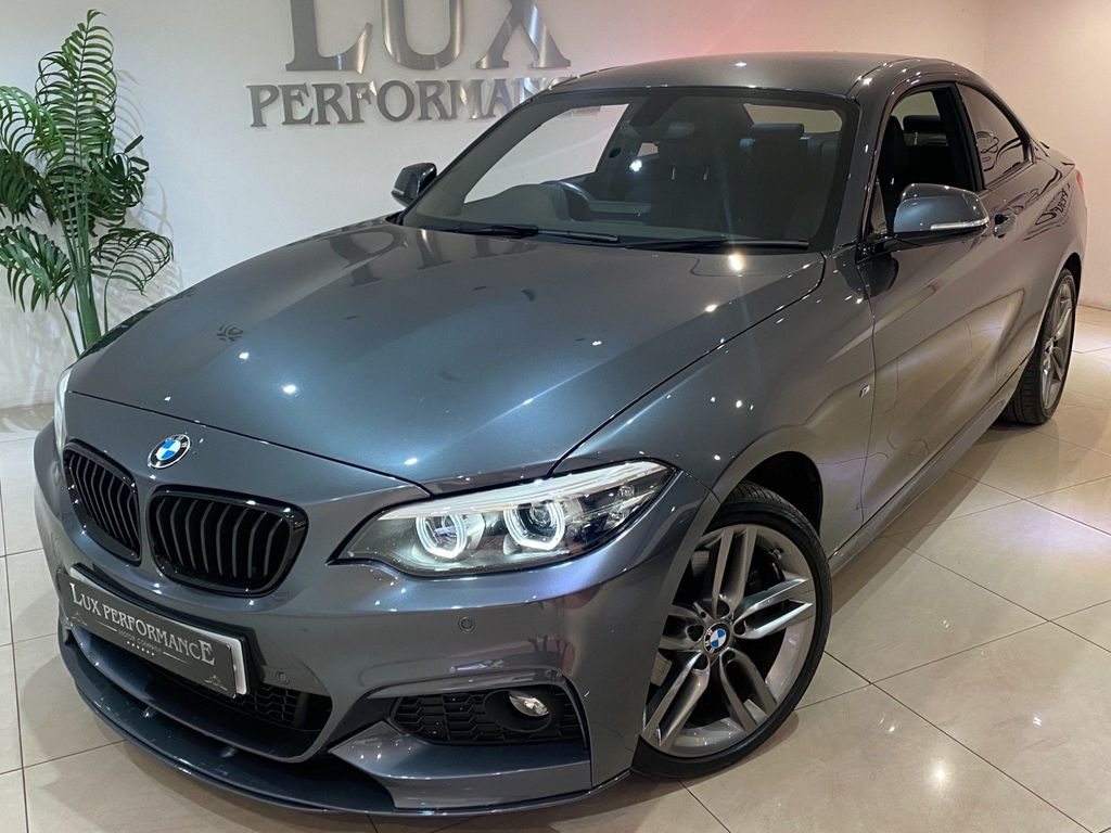 BMW 2 Series Coupe 2.0 220d M Sport Auto xDrive (s/s) 2dr