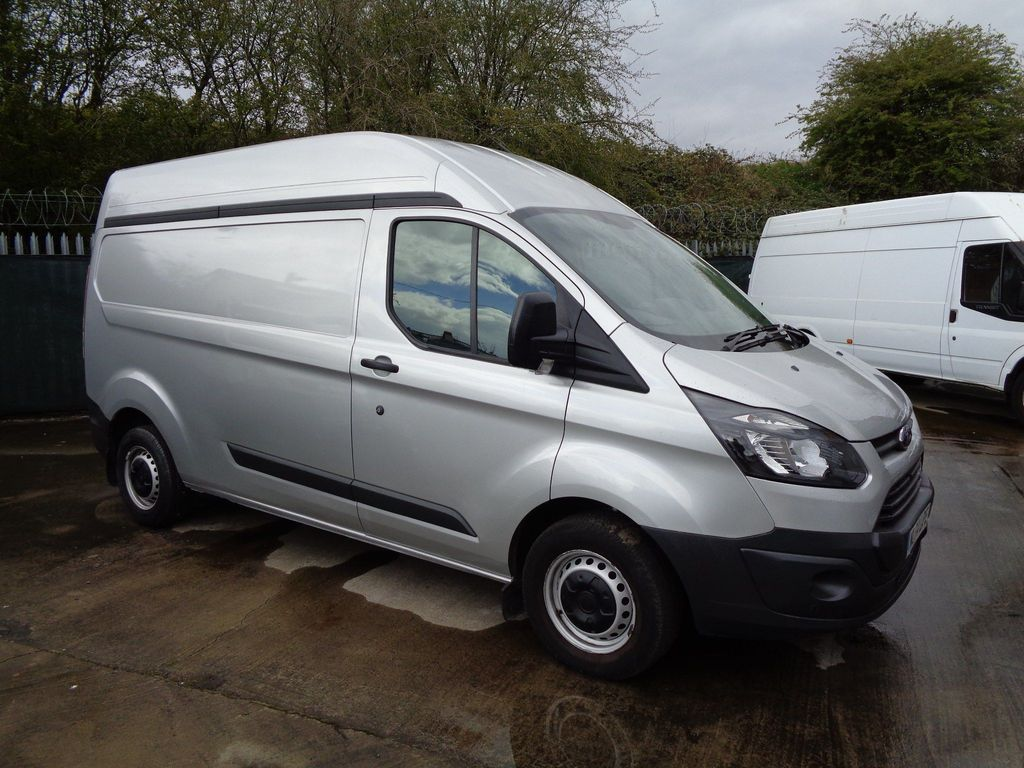 Ford Transit Custom Panel Van 2.2 TDCi 310 ECOnetic L1 H2 5dr