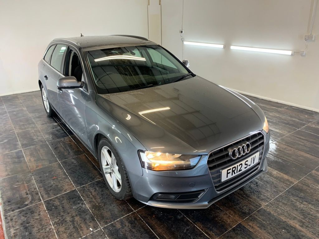 Audi A4 Avant Estate 2.0 TDI SE Multitronic 5dr