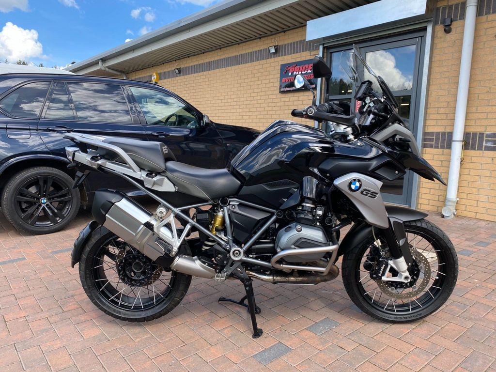 BMW R1200GS Adventure 1200 GS TE Triple Black ABS