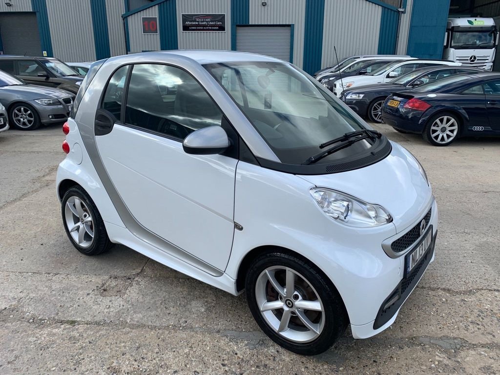 Smart fortwo Coupe 0.8 CDI Pulse SoftTouch 2dr