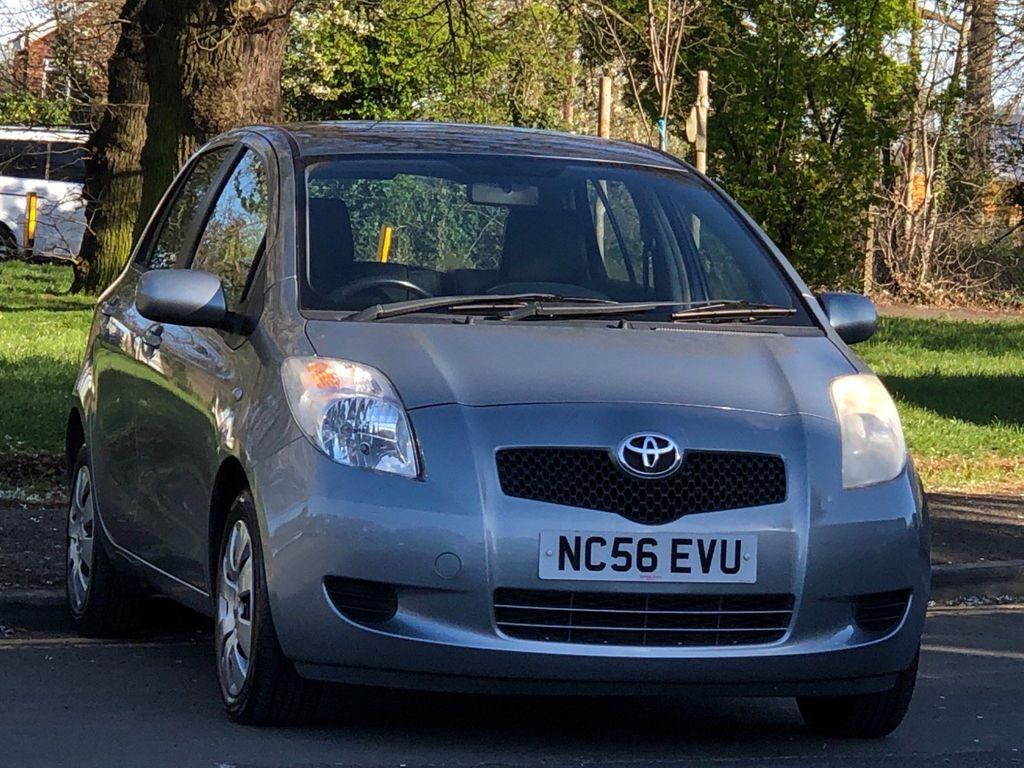 Toyota Yaris Hatchback 1.3 VVT-i T3 5dr