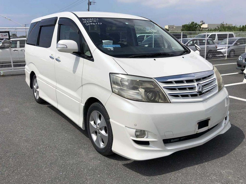 Toyota Alphard MPV 3.0 MS