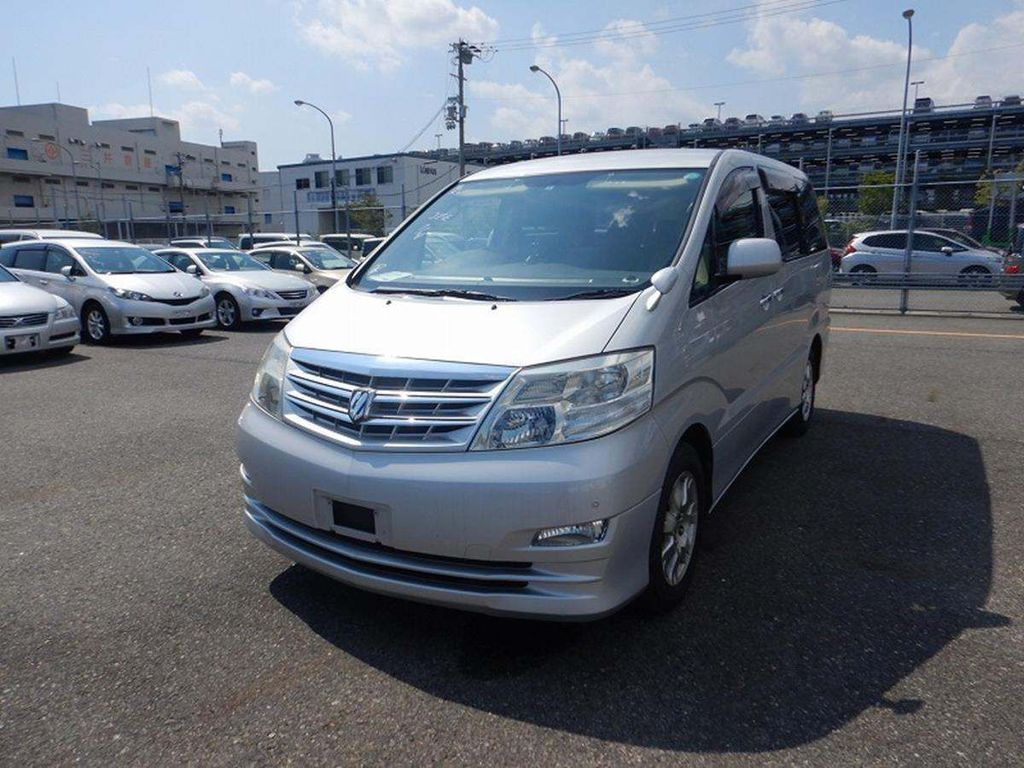 Toyota Alphard MPV 3.0 MS Ltd Edition [ RESERVED ]