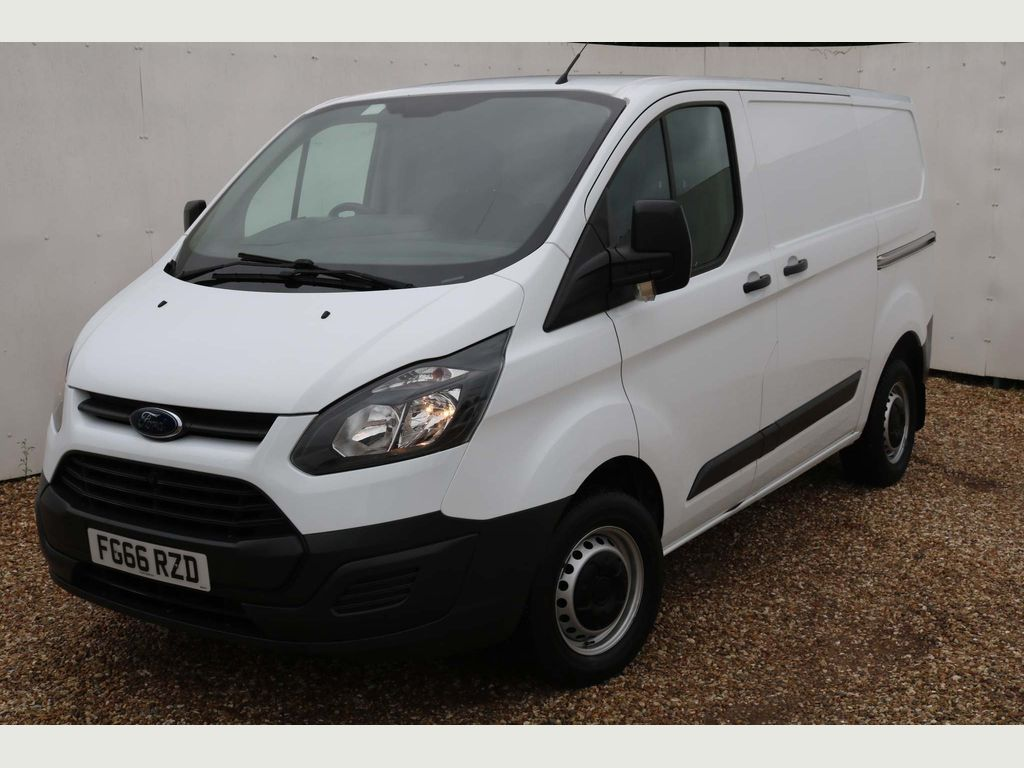Ford Transit Custom Unlisted 290 L1 Diesel 2.2 Tdci 100Ps Low Roof