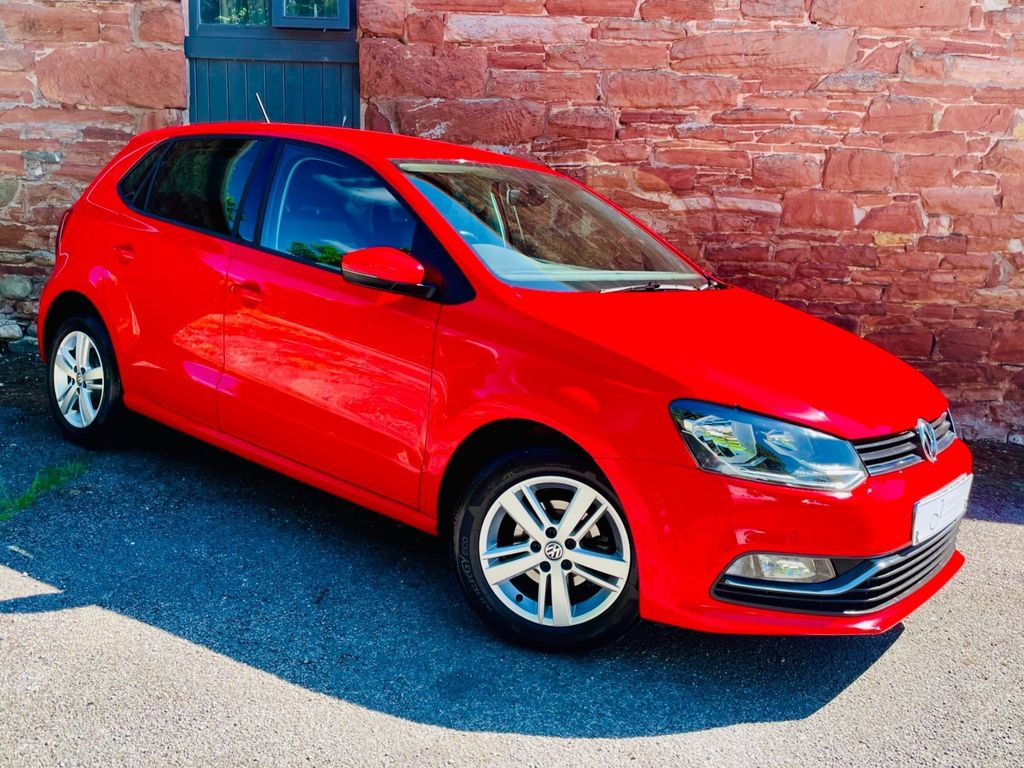 Volkswagen Polo Hatchback 1.0 Match Edition (s/s) 5dr