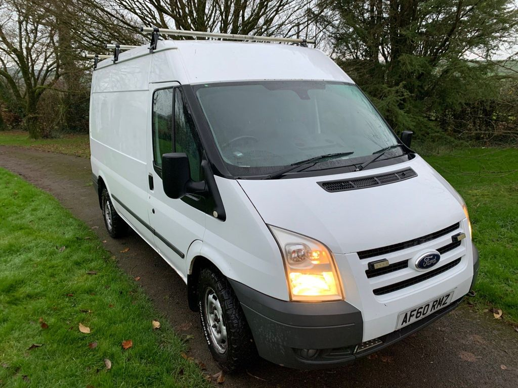 Ford Transit Unlisted Trend