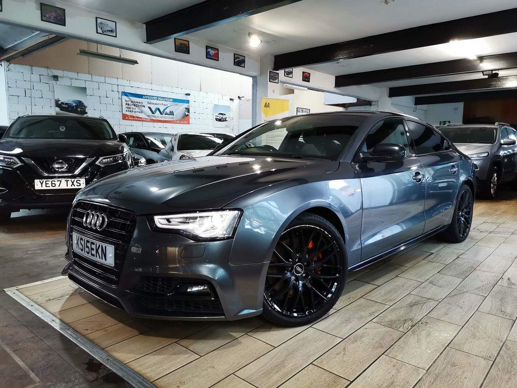 Audi A5 Hatchback 2.0 TDI Black Edition Plus Sportback 5dr