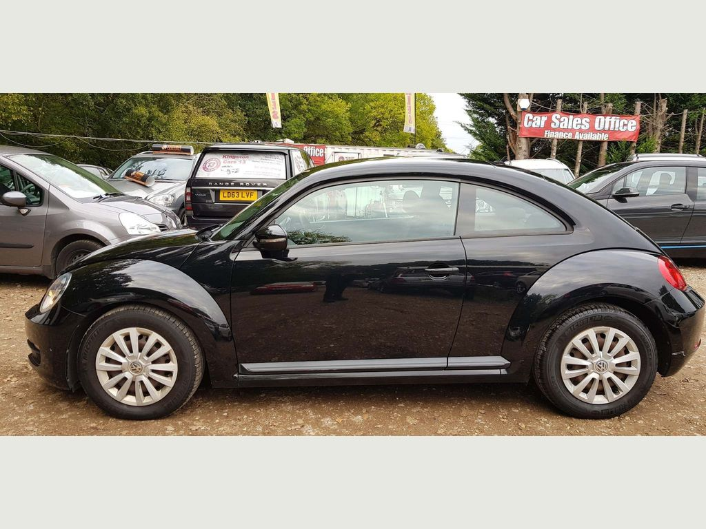 Volkswagen Beetle Hatchback 1.2 TSI DSG 3dr
