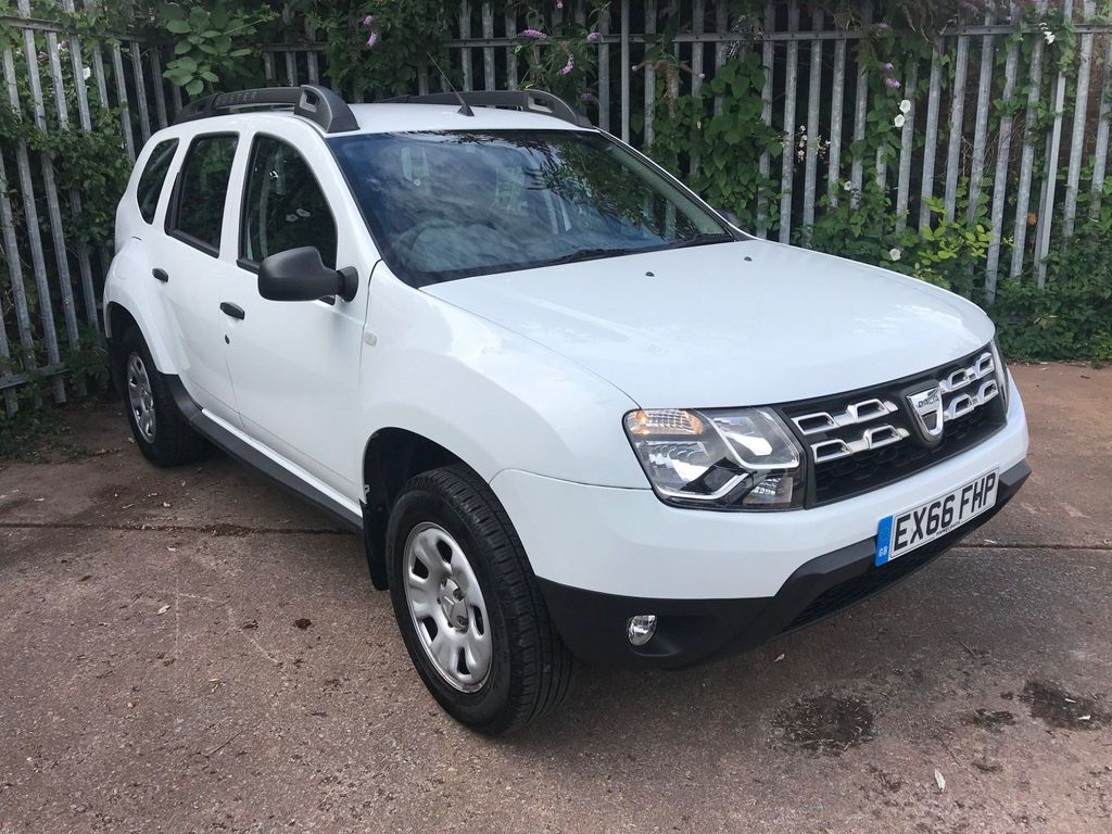 Dacia Duster SUV 1.6 SCe Ambiance (s/s) 5dr