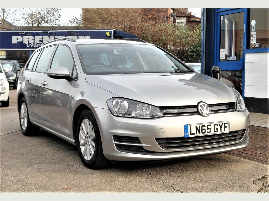 Volkswagen Golf Estate 1.6 TDI BlueMotion 5dr