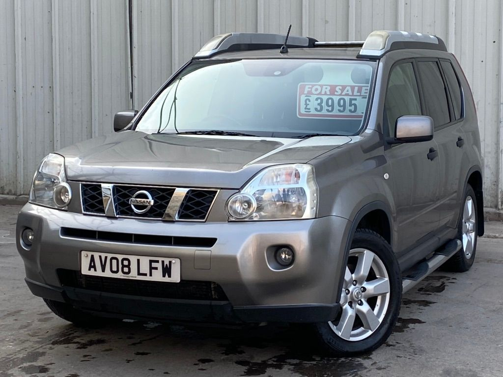 Nissan X-Trail SUV 2.0 dCi Arctix Sports Adventure 5dr