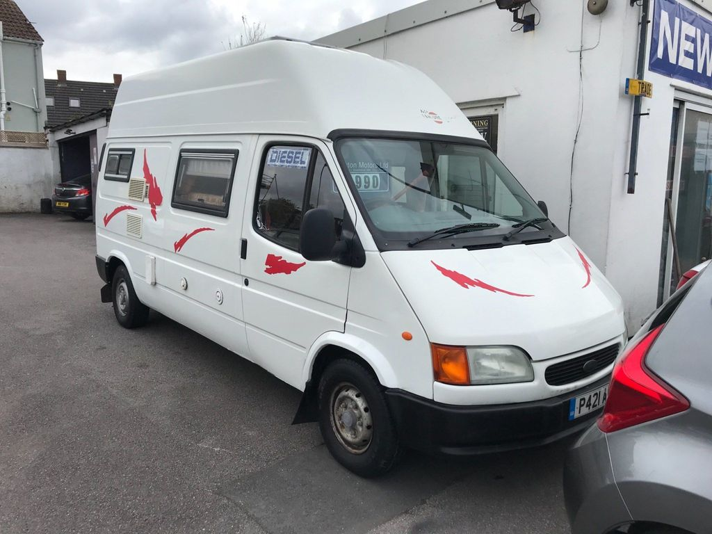 Ford Transit Panel Van 2.5D 100 High Roof Van (LWB)
