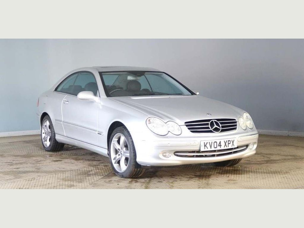Mercedes-Benz CLK Coupe 3.2 CLK320 Avantgarde 2dr