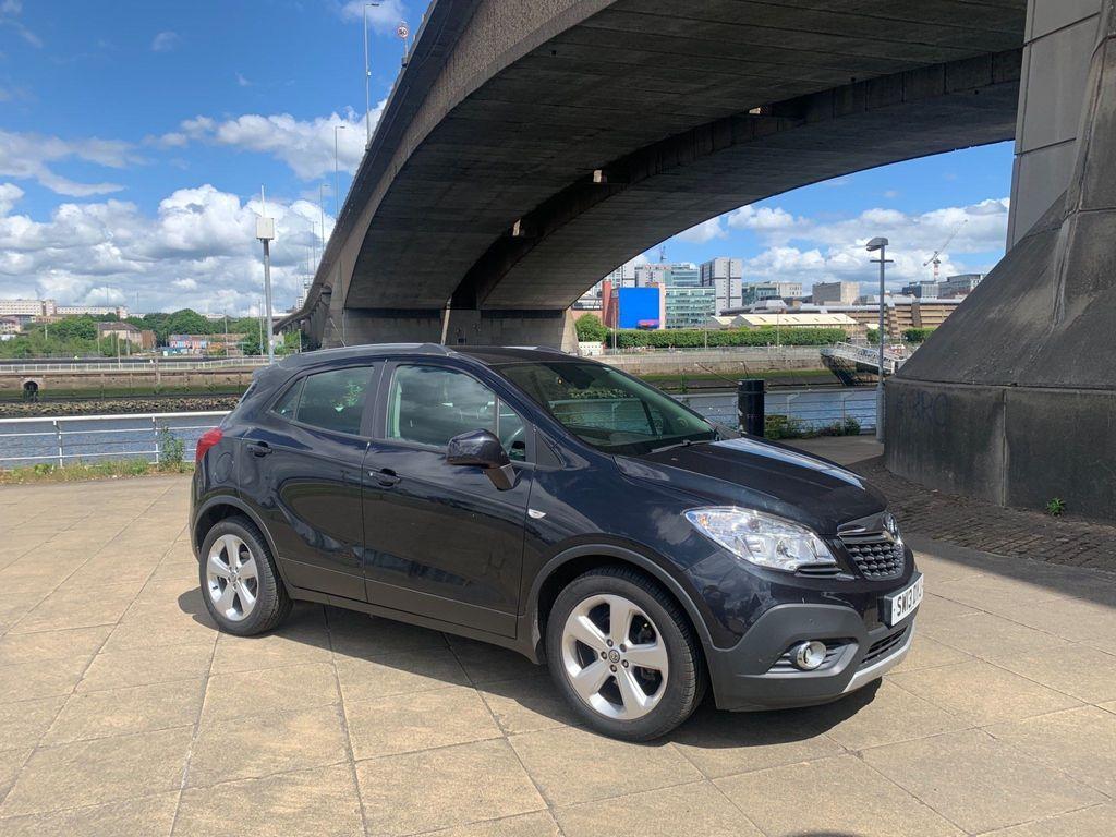 Vauxhall Mokka Hatchback 1.4T Exclusiv 4WD (s/s) 5dr