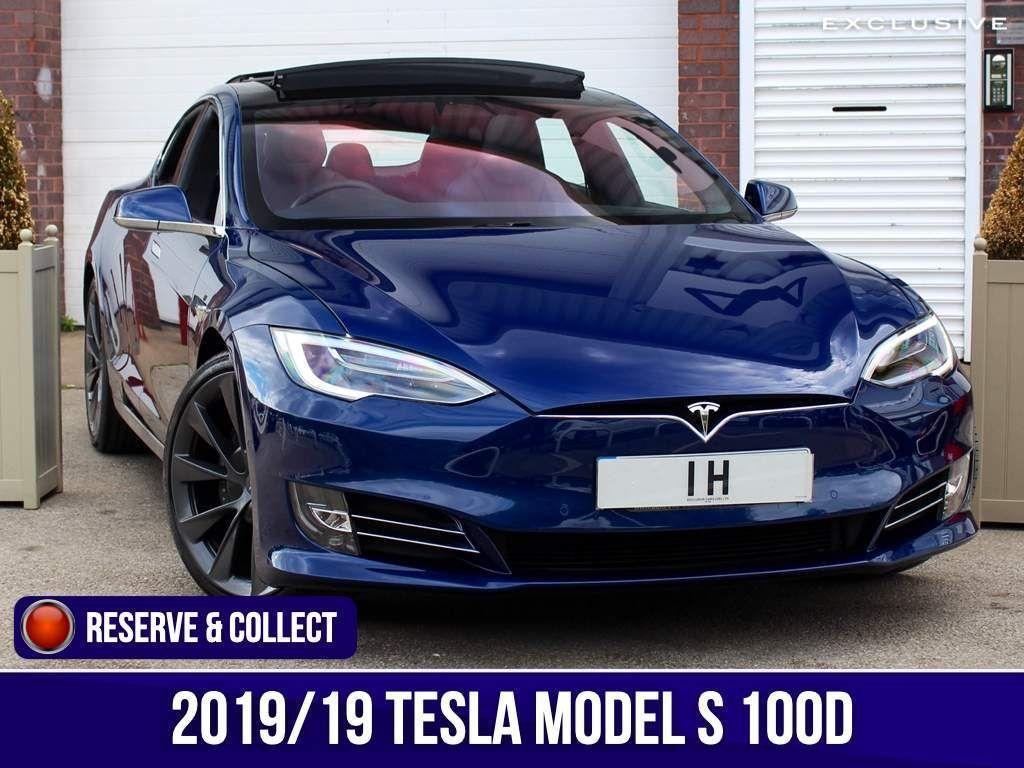 Tesla Model S Hatchback 100D Auto 4WD 5dr