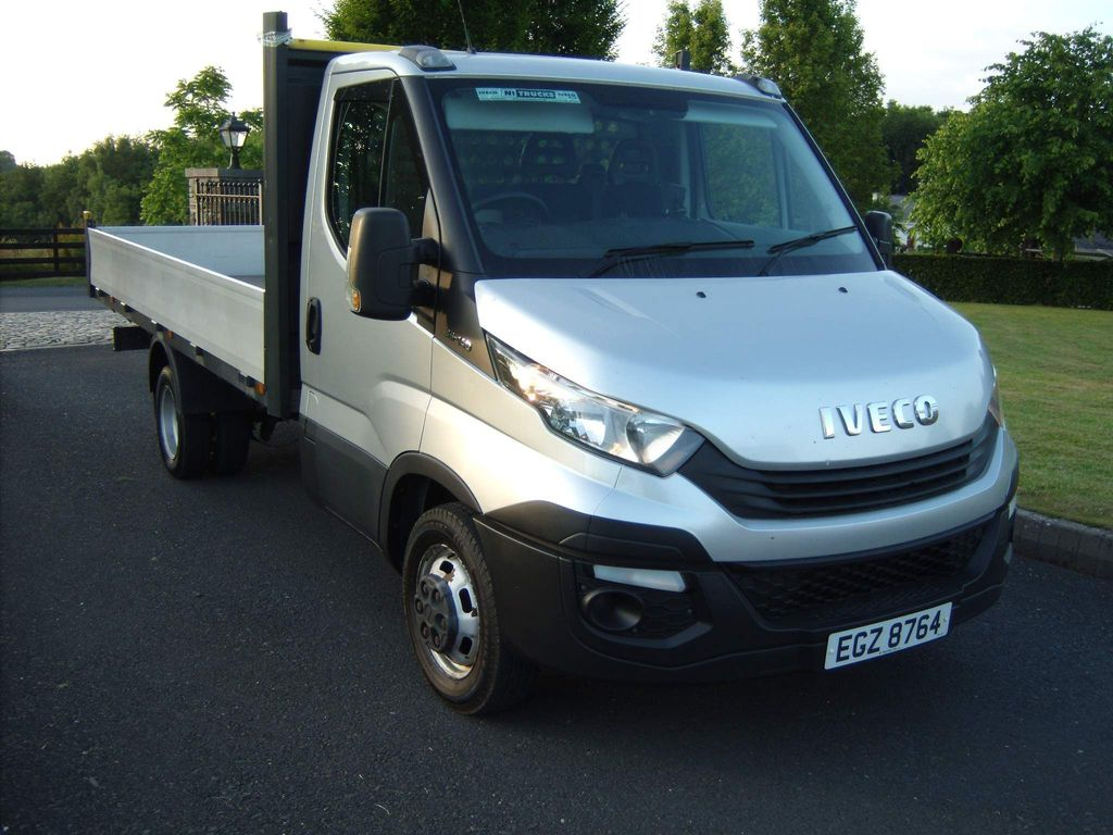 Iveco Unlisted Dropside