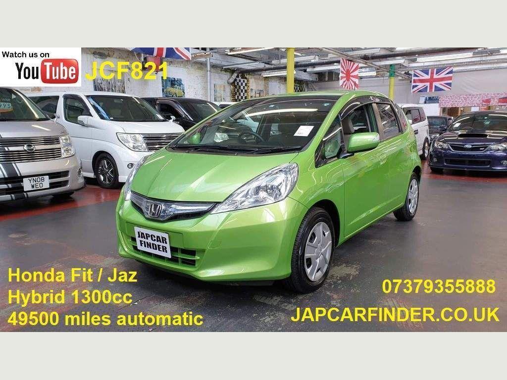 Honda Jazz Hatchback 1.3 IMA Hybrid 5dr AUTOMATIC