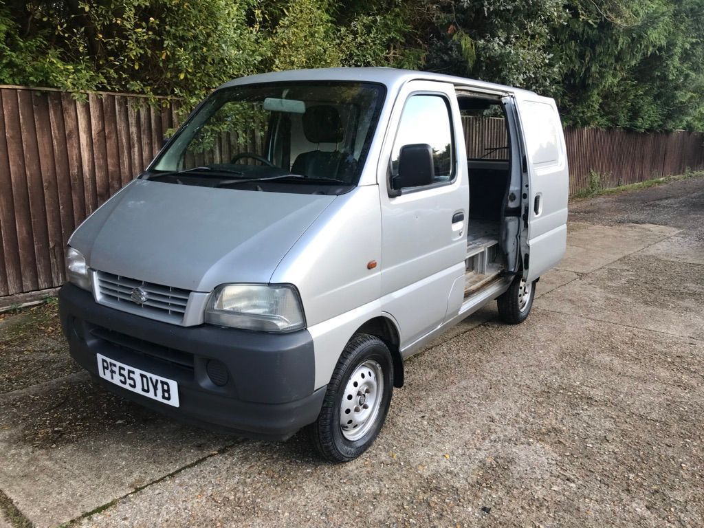 Suzuki Carry Panel Van 1.3 Panel Van