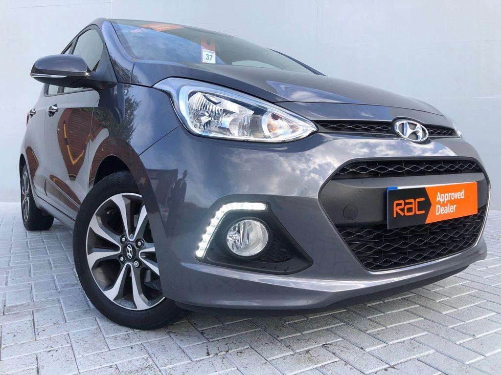 Hyundai i10 Hatchback 1.2 Premium SE 5dr